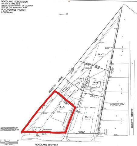 Woodland Highway, Belle Chasse, LA 70037 (MLS #2181265) :: Crescent City Living LLC
