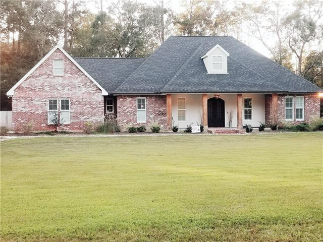 44575 S Coburn Road, Hammond, LA 70403 (MLS #2181301) :: The Sibley Group