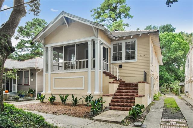 7716 Willow Street, New Orleans, LA 70118 (MLS #2181329) :: The Sibley Group