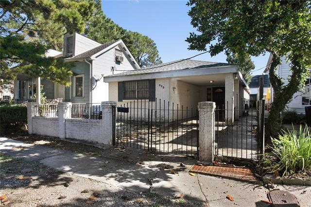 535 Calhoun Street, New Orleans, LA 70118 (MLS #2181374) :: The Sibley Group