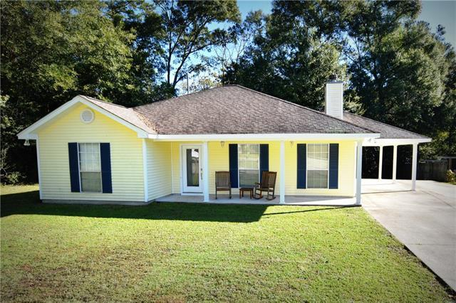 646200 Magnolia Drive, Pearl River, LA 70452 (MLS #2181386) :: Turner Real Estate Group