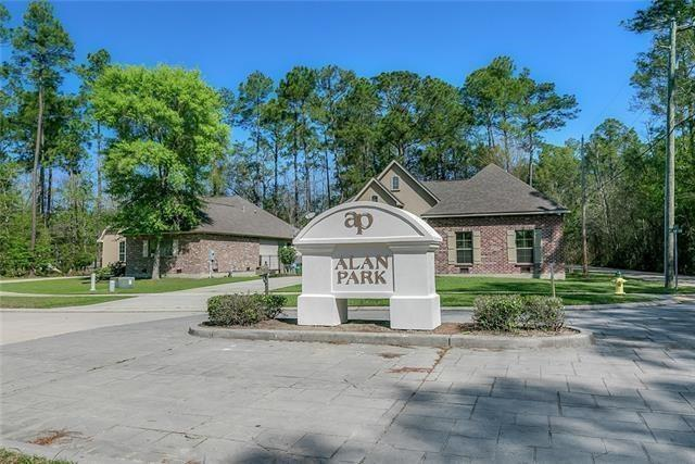 Alan Circle, Slidell, LA 70458 (MLS #2181477) :: Parkway Realty