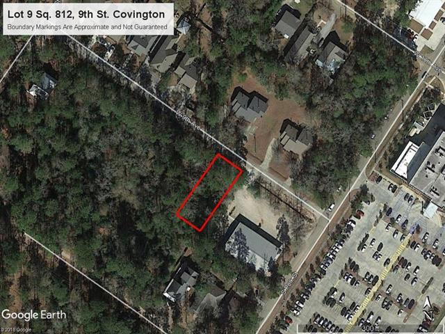 Lot 9 9TH Avenue, Covington, LA 70433 (MLS #2181556) :: Turner Real Estate Group