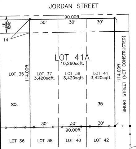 Jordan Street, Mandeville, LA 70448 (MLS #2181587) :: ZMD Realty