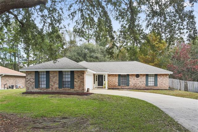 114 Oak Leaf Drive, Slidell, LA 70461 (MLS #2181597) :: Turner Real Estate Group
