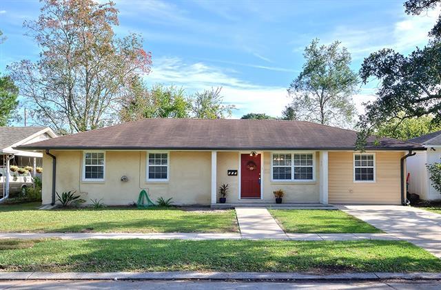 809 Airline Park Boulevard, Metairie, LA 70003 (MLS #2181701) :: Turner Real Estate Group