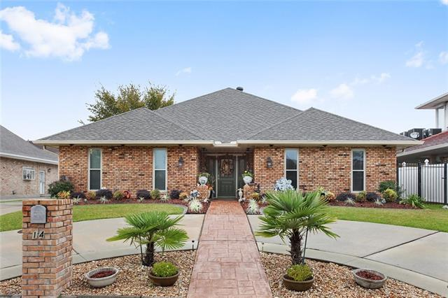 14 Catalpa Court, Marrero, LA 70072 (MLS #2181767) :: Crescent City Living LLC