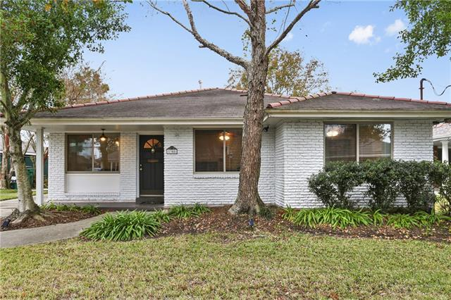 1308 Melody Drive, Metairie, LA 70002 (MLS #2182048) :: Crescent City Living LLC