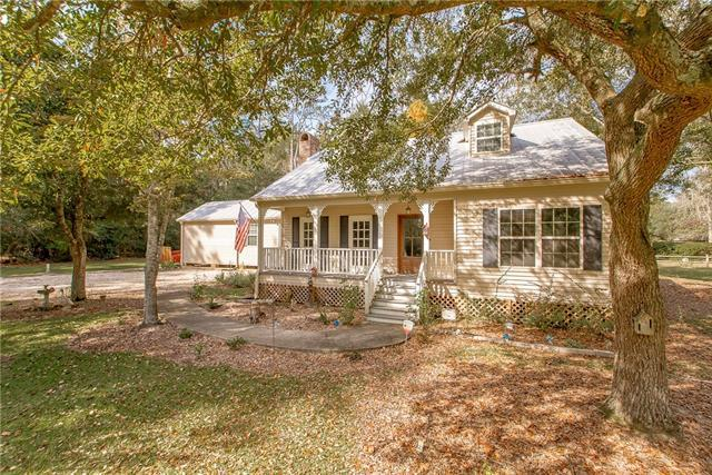 18819 Hosmer Mill Road, Covington, LA 70435 (MLS #2182129) :: Turner Real Estate Group
