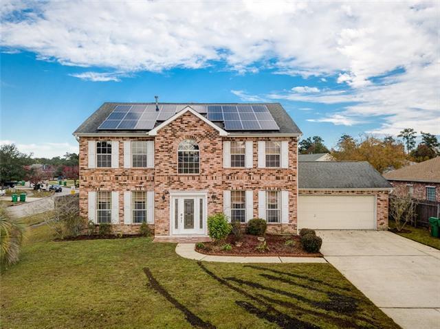 1202 Breckenridge Drive, Slidell, LA 70461 (MLS #2182136) :: Turner Real Estate Group