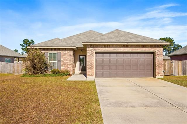 717 Fairfield Loop, Slidell, LA 70458 (MLS #2182389) :: Turner Real Estate Group