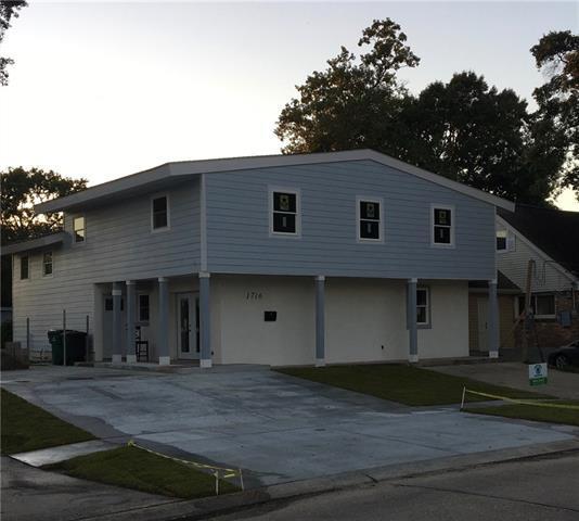 1716 Elise Avenue, Metairie, LA 70003 (MLS #2183141) :: Parkway Realty