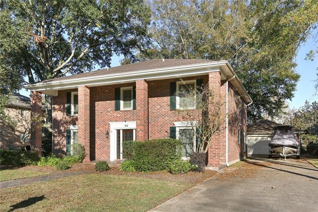 20 Chateau Trianon Drive, Kenner, LA 70065 (MLS #2183155) :: ZMD Realty