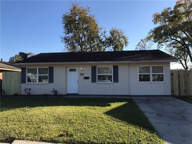 5825 Bienvenue Avenue, Marrero, LA 70072 (MLS #2183294) :: Inhab Real Estate
