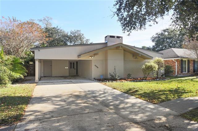 4309 James Drive, Metairie, LA 70003 (MLS #2183524) :: Top Agent Realty