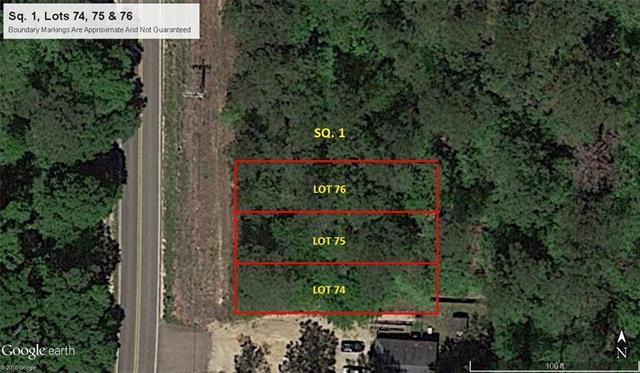 Lot 74, 75 & 76 Lee Road, Covington, LA 70433 (MLS #2183591) :: Watermark Realty LLC