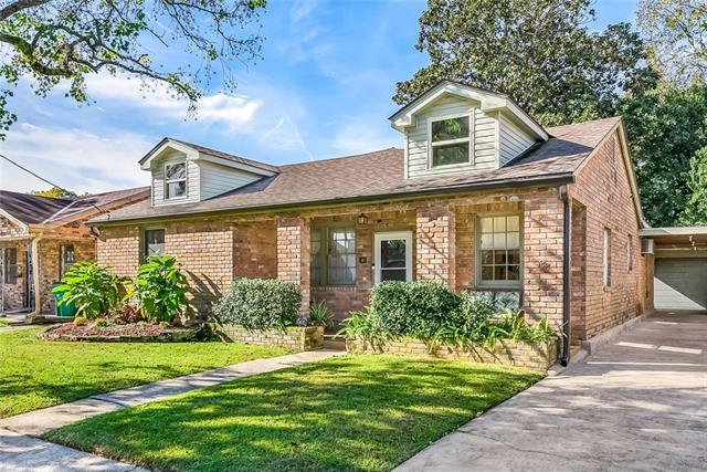 546 Julius Avenue, Jefferson, LA 70121 (MLS #2183688) :: Parkway Realty