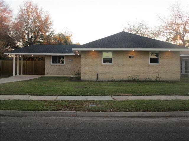 4628 Prentiss Avenue, New Orleans, LA 70126 (MLS #2183861) :: Crescent City Living LLC
