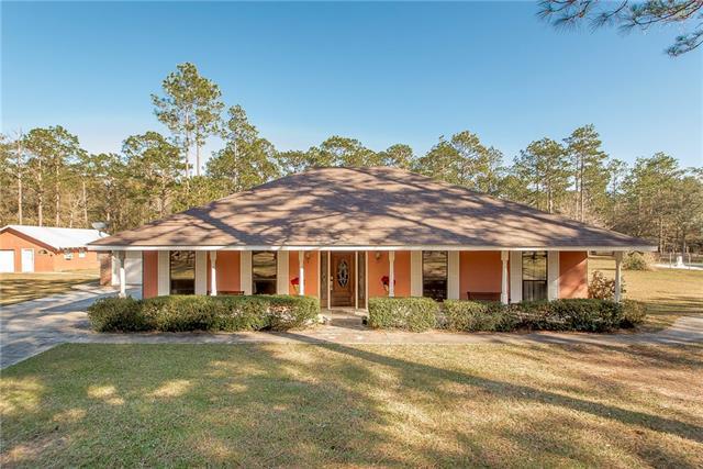 76340 S Fitzmorris Road, Covington, LA 70435 (MLS #2183884) :: Turner Real Estate Group