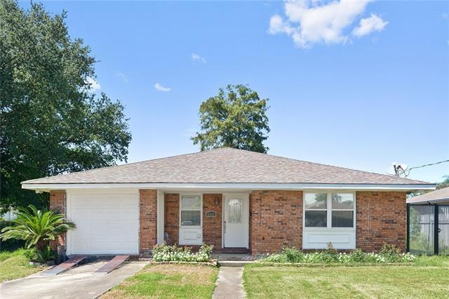 5243 Trenton Street, Metairie, LA 70006 (MLS #2183902) :: Turner Real Estate Group