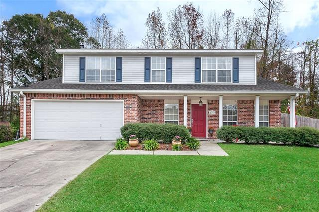 277 Emerald Creek W Drive, Abita Springs, LA 70420 (MLS #2184016) :: Turner Real Estate Group