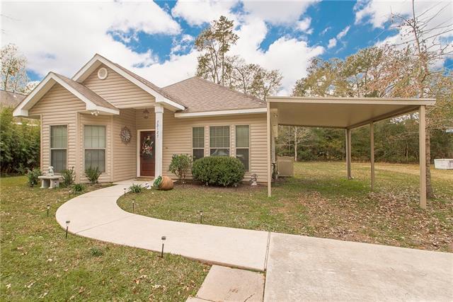 72127 Rosalie Street, Abita Springs, LA 70420 (MLS #2184066) :: Turner Real Estate Group