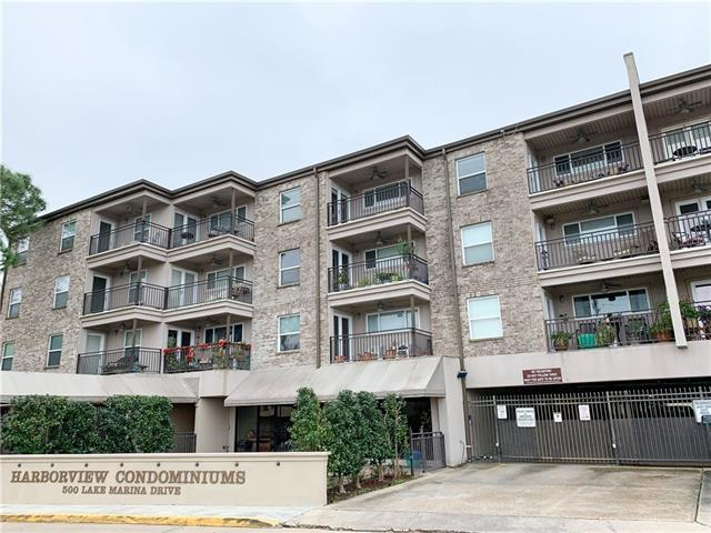 500 Lake Marina Drive #205, New Orleans, LA 70124 (MLS #2184103) :: Robin Realty
