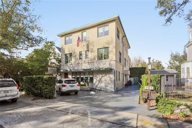 4813 St Charles Avenue #4813, New Orleans, LA 70115 (MLS #2184219) :: Robin Realty