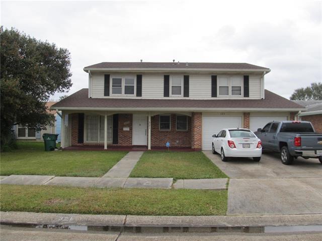321 Briarmeade Street, Gretna, LA 70056 (MLS #2184335) :: Top Agent Realty