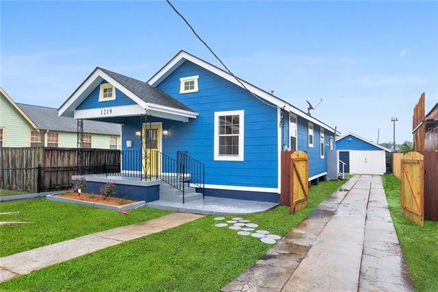 1219 Kentucky Street, New Orleans, LA 70117 (MLS #2184396) :: Turner Real Estate Group