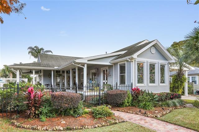 317 Hesper Avenue, Metairie, LA 70005 (MLS #2184410) :: Turner Real Estate Group