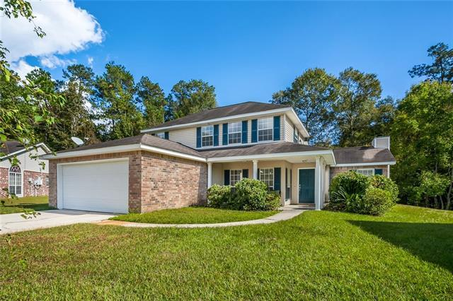 588 Jack Drive Drive, Covington, LA 70433 (MLS #2184460) :: Turner Real Estate Group