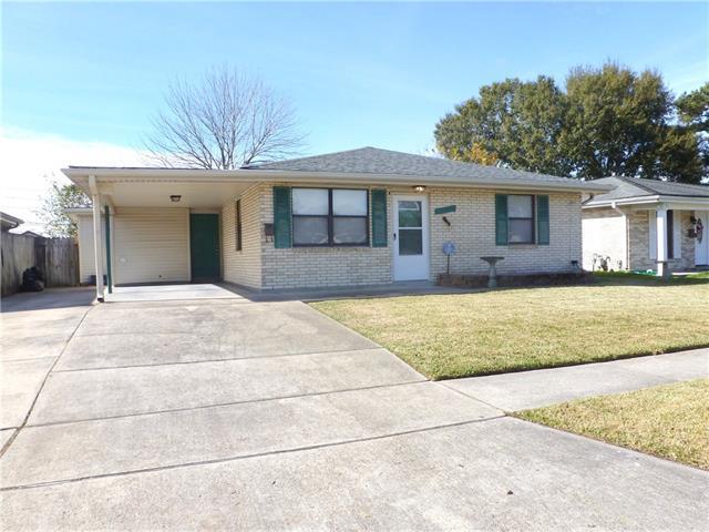 1336 Dogwood Drive, Harvey, LA 70058 (MLS #2184821) :: Crescent City Living LLC