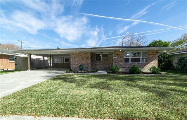 4217 Bissonet Drive, Metairie, LA 70003 (MLS #2184955) :: Crescent City Living LLC