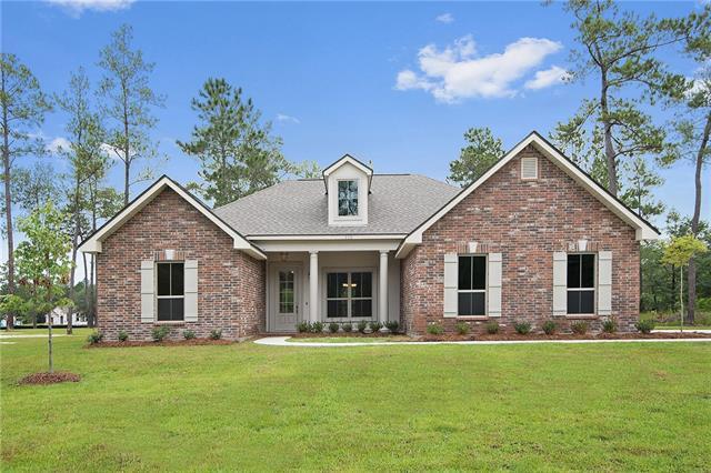 9551 Sweet Bay Lane, Waggaman, LA 70094 (MLS #2184958) :: Turner Real Estate Group