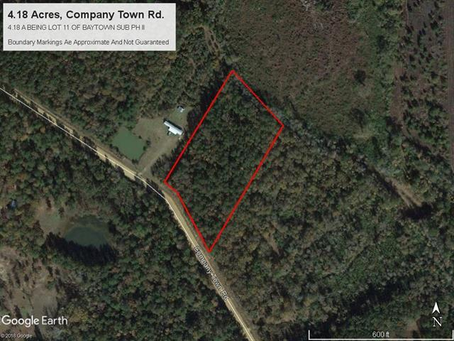 Lot 11 Company Town Road, Kentwood, LA 70444 (MLS #2185076) :: Inhab Real Estate