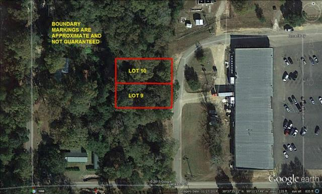 Lot 9 & 10 Railroad Avenue, Folsom, LA 70437 (MLS #2185082) :: Watermark Realty LLC