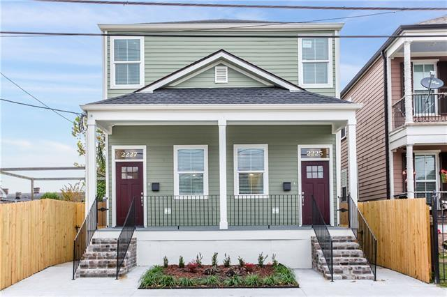 2225-27 Rev John Raphael Jr. Way Way, New Orleans, LA 70113 (MLS #2185201) :: Crescent City Living LLC