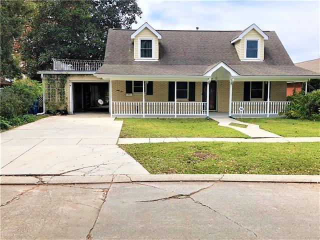 64 Marie Drive, Gretna, LA 70053 (MLS #2185501) :: Crescent City Living LLC