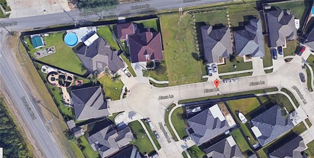 Lot 14 Alana Lane, Marrero, LA 70072 (MLS #2185595) :: Turner Real Estate Group