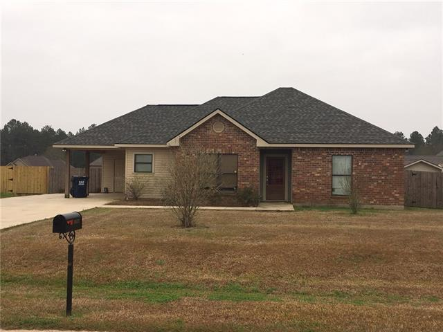 18172 Red Wolf Trail Other, Loranger, LA 70446 (MLS #2185799) :: Turner Real Estate Group