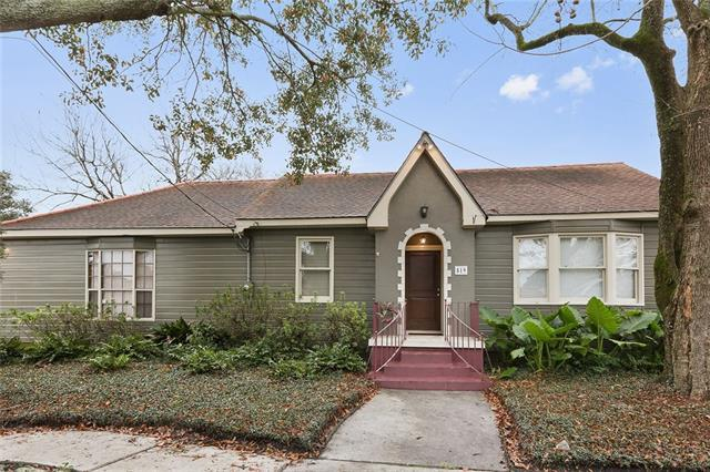519 Athania Parkway, Metairie, LA 70001 (MLS #2185896) :: Parkway Realty