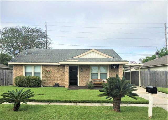2341 Yorktowne Drive, La Place, LA 70068 (MLS #2186122) :: Crescent City Living LLC