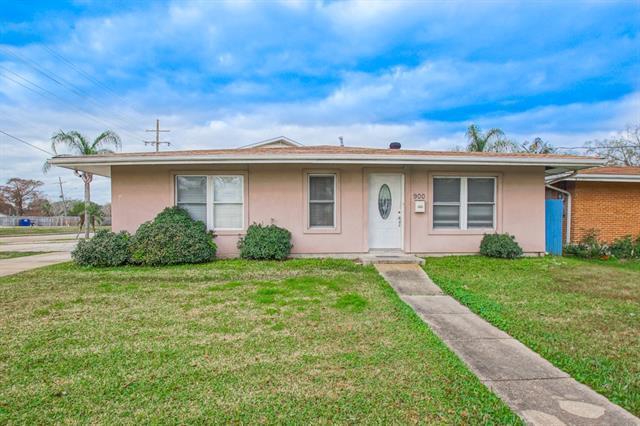 900 Elise Avenue, Metairie, LA 70003 (MLS #2186243) :: Crescent City Living LLC