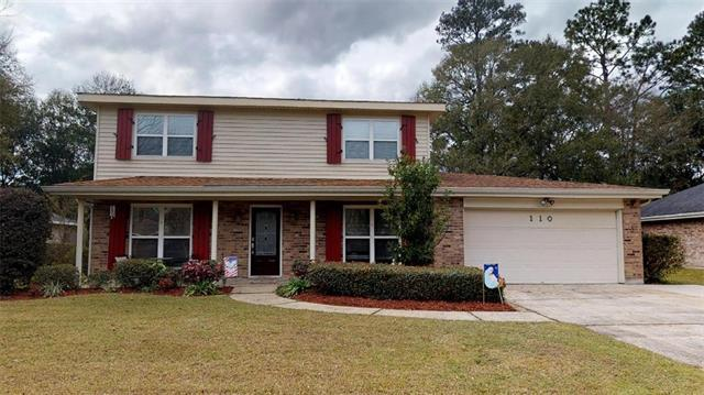 110 Everest Drive, Slidell, LA 70458 (MLS #2186303) :: Top Agent Realty