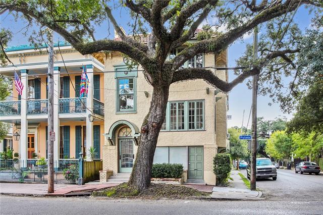 1730 Prytania Street, New Orleans, LA 70130 (MLS #2186386) :: Crescent City Living LLC