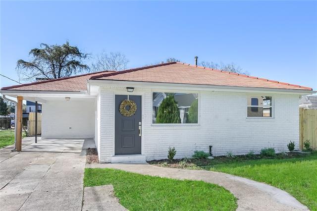 668 Terrace Street, Jefferson, LA 70121 (MLS #2186425) :: Parkway Realty