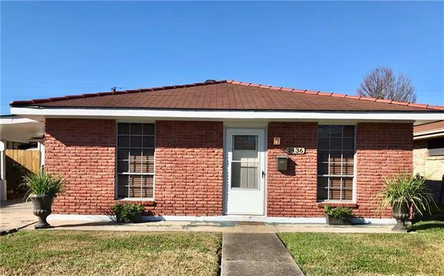 1436 Maplewood Drive, Harvey, LA 70058 (MLS #2186464) :: Inhab Real Estate