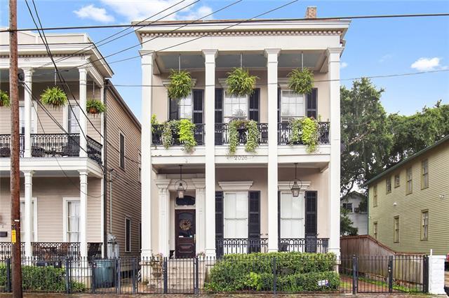 2026 Prytania Street A, New Orleans, LA 70130 (MLS #2186485) :: Crescent City Living LLC