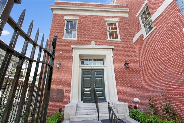 820 Dauphine Street #207, New Orleans, LA 70116 (MLS #2186497) :: Turner Real Estate Group
